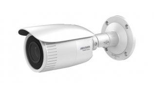 Hikvision HWI-B620H-Z HiWatch Full HD 2MP buiten bullet met IR nachtzicht, gemotoriseerde varifocale lens, microSD, 120dB WDR en PoE