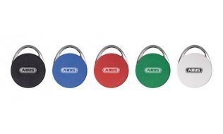 ABUS WLX kleurige sluitmedia 5-delige set voor wAppLoxx