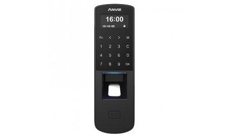 Anviz P7-MIFARE stand alone biometrisch vingerafdruk, keypad en kaart lezer voor buiten of binnen TCP/IP en PoE