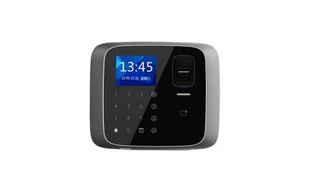 Dahua ASI1212A(V2) stand alone IP vingerafdruk, kaartlezer en PIN toegang terminal voor binnen met display