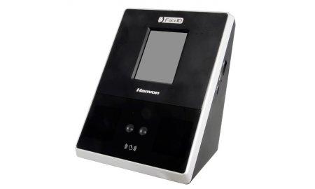 Hanvon FaceID FT200 stand alone IP gezichtsherkenning en kaartlezer voor toegangscontrole en tijdregistratie