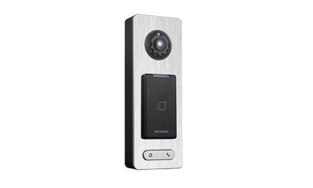 Hikvision DS-K1T500S stand alone IP Video Access Control Terminal met paslezer, gezichtsherkenning en WiFi