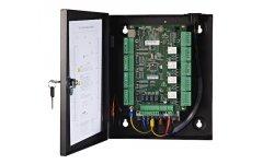 Hikvision DS-K2804 netwerk access controller voor 4 deuren en 4 Wiegand lezers