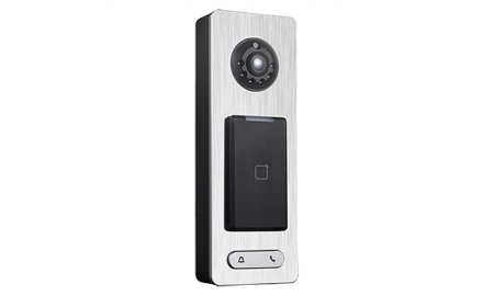 Safire SF-AC3121MF-IPC stand alone IP Video Access Control Terminal met paslezer, gezichtsherkenning en WiFi