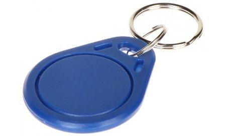 WL4 RFID tags zwart met key ring (10 stuks)