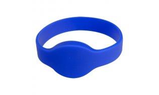 WL4 RFID B-B siliconen armband blauw (10 stuks)