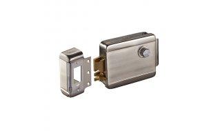 YLI ABK-702A-R elektrisch oplegslot met draaiknop voor naar rechts opende deur