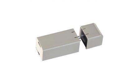YLI YE-303 elektrisch pen slot voor dubbele kastdeuren