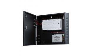 ZKTeco inBIO-160 PRO BOX 1 deur biometrische access controller TCP/IP, Wiegand, RS485 met metalen voedingskast