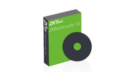 ZKTeco ZKBioSecurity Access Control Basic module voor 5 deuren