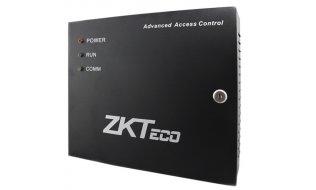 ZKTeco inBIO-BOX protection box voor InBIO access controllers met sleutel, voeding en LED indicators