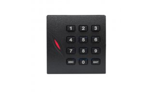 ZKTeco KR102E RFID lezer met keypad voor buiten Wiegand 26