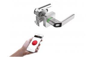 U-tec Ultraloq UL1 by Anviz deurslot met vingerafdruk lezer, Bluetooth 4.0, Mifare lezer voor binnen en buiten