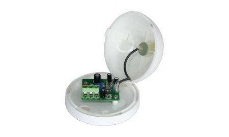 WL4 MIC-S microfoon met hoge en instelbare gevoeligheid
