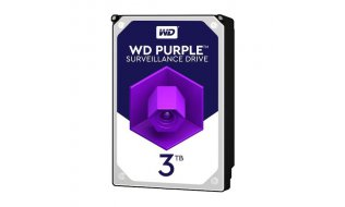 Western Digital WD30PURZ Purple 3TB surveillance hard drive