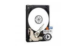 Western Digital WD10JUCT Audio Video 1TB 2.5 inch hard drive