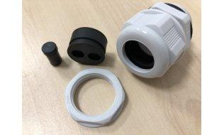 Dahua G3/4 kabel wartel IP68 voor montagedozen