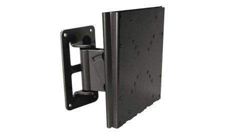 WL4 MONS1032-BW draaibare en kantelbare VESA muursteun voor 10 tot 30 inch TV of monitor tot 30kg