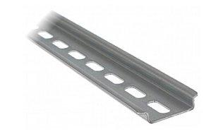 WL4 DIN-R-100 DIN rail 1 meter gegalvaniseerd