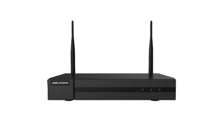 Hikvision HWN-2104MH-W HiWatch 4 kanaals WiFi Netwerk Video Recorder