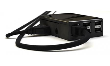 NetcamViewer Monitor netwerk video decoder voor TV of monitor