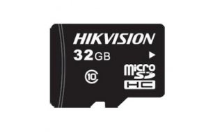 Hikvision HS-TF-L2I/32G 32GB microSD geheugenkaart voor bewakingscamera's