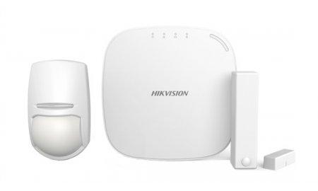 Hikvision DS-PWA32-NG Alarm kit draadloos 868Mhz met LAN, WiFi en GPRS