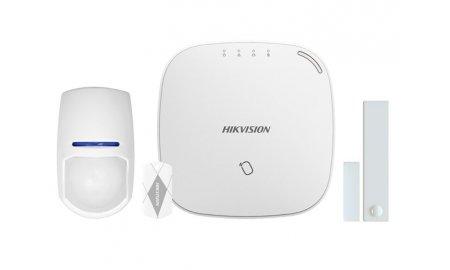 Hikvision DS-PWA32-NST Alarm kit draadloos 868Mhz met IC kaartlezer en LAN, WiFi en 3G/4G