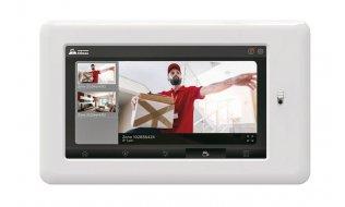 VESTA-025 Touch screen WiFi monitor 7 inch met Full HD 2MP camera voor bediening alarm en home automation