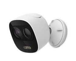 Dahua C26EP LOOC active deterrence WiFi buiten camera Full HD met IR nachtzicht, PIR, audio en SD kaart slot