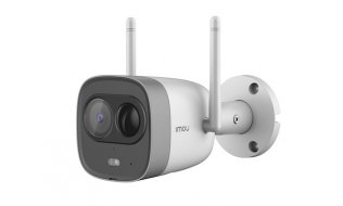 Dahua IMOU G26EP New Bullet WiFi buiten camera Full HD met IR nachtzicht, PIR, audio en SD kaart slot
