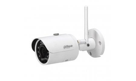 Dahua IPC-HFW1320SP-W Full HD 3MP WiFi mini bullet camera met IR nachtzicht en SD kaart slot