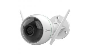 EZVIZ Hikvision C3WN WiFi Full HD 2MP bullet camera voor buiten met nachtzicht, microfoon, microSD slot