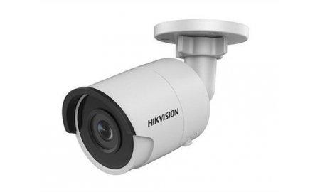 Hikvision DS-2CD2025FWD-I 2MP Darkfighter Full HD mini bullet buiten camera met 2.8mm lens, IR nachtzicht, PoE, 120dB WDR en microSD opname