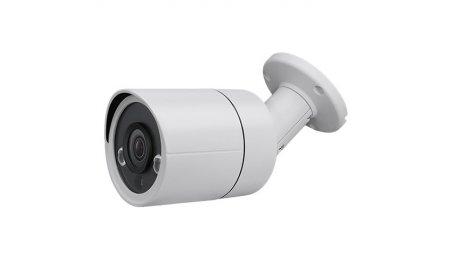 X-Security XSC-IPB027AH-5E Full HD 5MP buiten bullet camera met IR nachtzicht, vaste lens, microfoon en PoE