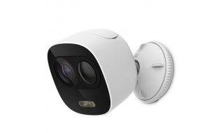 Dahua C26EP LOOC active deterrence WiFi buiten camera Full HD met IR nachtzicht, PIR, audio en SD kaart slot