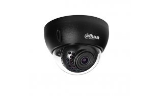 Dahua IPC-HDBW1230E-B Full HD 2MP zwarte mini dome camera met IR nachtzicht