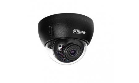 Dahua IPC-HDBW1230E-B Full HD 2MP zwarte mini dome camera met IR nachtzicht