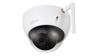 Dahua IPC-HDBW1435E-W Full HD 4MP WiFi dome camera met IR nachtzicht en SD kaart slot