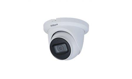 Dahua IPC-HDW3241TM-AS Full HD 2MP Starlight Lite AI buiten eyeball camera met 50m IR, microfoon, PoE, microSD