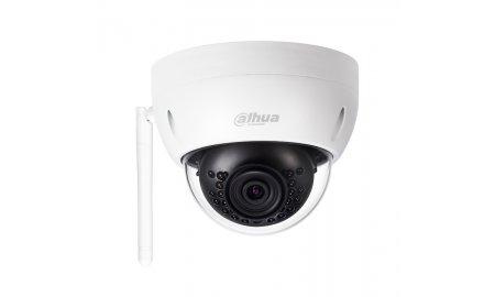 Dahua IPC-HDBW1320E-W Full HD 3MP WiFi mini dome camera met IR nachtzicht en SD kaart slot