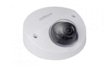 Dahua IPC-HDPW4221F-W Full HD 2MP WiFi buiten mini dome camera met 3.6mm lens, IR nachtzicht, 120dB WDR en SD slot