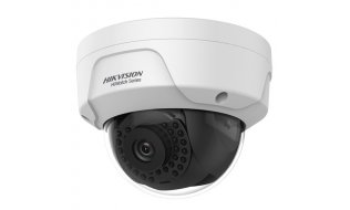Hikvision HWI-D141H HiWatch Full HD 4MP buiten dome met IR nachtzicht, WDR en PoE