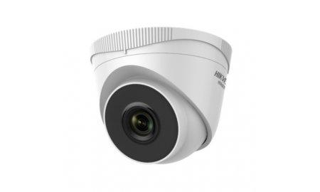 Hikvision HWI-T221H HiWatch Full HD 2MP buiten turret met IR nachtzicht, WDR en PoE