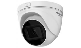 Hikvision HWI-T641H-Z HiWatch Full HD 4MP buiten eyeball met varifocale lens, IR nachtzicht, 120dB WDR, PoE