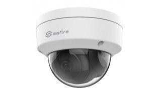 Safire SF-IPD835WA-4P-HV Full HD 4MP buiten dome met IR nachtzicht, gezichtsherkenning, Alarm en Audio IO