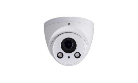 X-Security XS-IPDM985ZWH-2 Full HD 2MP Starlight buiten eyeball camera met IR nachtzicht, gemotoriseerde varifocale lens, 120dB WDR en microSD opname