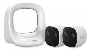 Dahua IMOU Cell Pro basisstation met 2 cameras