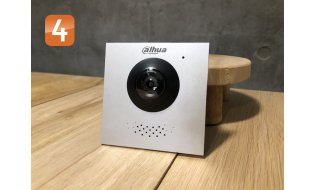Dahua VTO4202F-P IP video intercom camera hoofd module