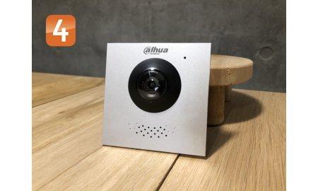 Dahua VTO4202F-P IP video intercom camera hoofd module